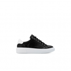 BLISS SNEAKERS BLACK GRAPE WHITE