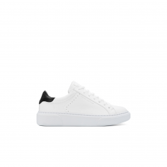 BLISS SNEAKERS WHITE GRAPE BLACK