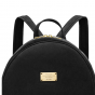 3.6 Backpack Midnight Black suede