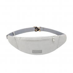 Sac banane PEBBLE GREY